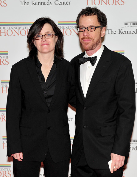 Ethan Coen with beautiful, Wife Tricia Cooke