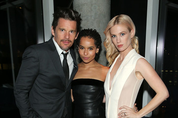 Ethan Hawke 2015 Tribeca Film Festival After Party For 'Good Kill'