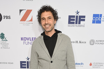 Ethan Zohn 'Cancer: The Emperor of All Maladies' New York Screening