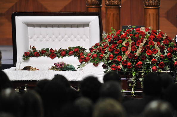 Rick James Funeral Open Casket
