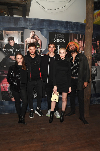 Calvin Klein 'A Night Of Music, Discovery, And Celebration' In Berlin