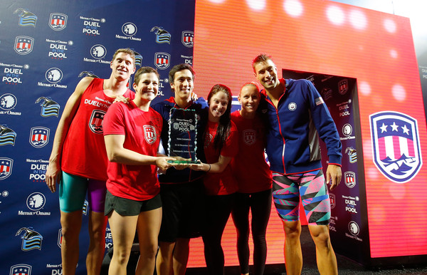 Mutual of Omaha Duel in the Pool - Day 2