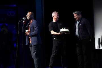 Eugene Hernandez 56th New York Film Festival - Barry Jenkins Talk
