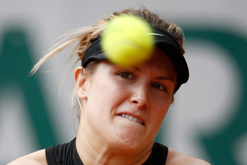 Eugenie Bouchard 2017 French Open - Day Five