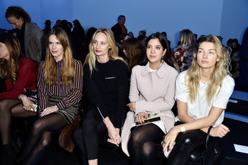 Eugenie Niarchos Giambattista Valli : Front Row  - Paris Fashion Week Womenswear Fall/Winter 2016/2017