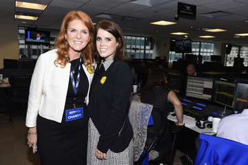 Eugenie Annual Charity Day Hosted By Cantor Fitzgerald And BGC - BGC Office - Inside