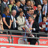Karren Brady Photos - West Ham manager Sam Allardyce is congratulated by vice-chairman Karren Brady and Chairman David Gold after victory in the npower Championship Playoff Final between West Ham United and Blackpool at Wembley Stadium on May 19, 2012 in London, England. - Europe FILER Bucket 2015 - Sport