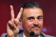 Luis Enrique Photos Photo