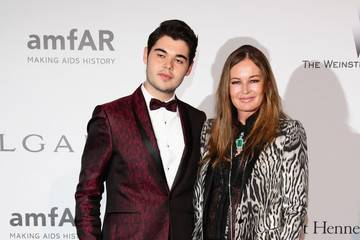 Eva Cavalli Arrivals at the Cinema Against AIDS Gala