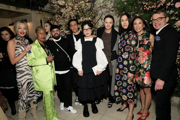 Net-A-Porter x Next In Fashion Launch Event