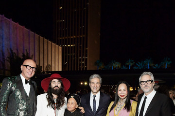 Eva Chow Alessandro Michele 2019 LACMA Art And Film Gala Honoring Betye Saar And Alfonso Cuarón - Inside