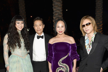 Eva Chow Asia Chow 2017 LACMA Art + Film Gala Honoring Mark Bradford and George Lucas Presented by Gucci - Inside