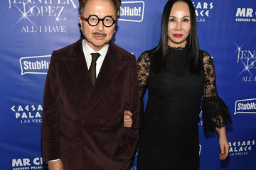 Eva Chow Michael Chow 'Jennifer Lopez: All I Have' After Party and Grand Opening of Mr. Chow in Las Vegas