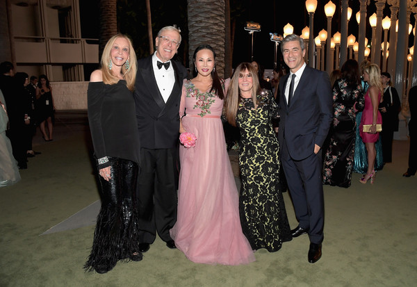 2016 LACMA Art + Film Gala Honoring Robert Irwin and Kathryn Bigelow Presented by Gucci - Inside