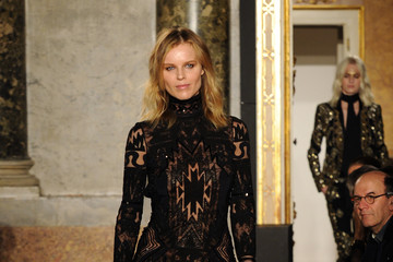 Eva Herzigova Emilio Pucci- Runway - Milan Fashion Week Womenswear Autumn/Winter 2014