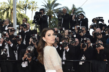 Eva Longoria 'Cafe Society' & Opening Gala - Red Carpet Arrivals - The 69th Annual Cannes Film Festival