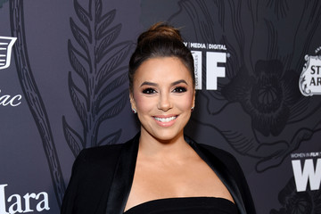 Eva Longoria 12th Annual Women In Film Oscar Nominees Party Presented By Max Mara With Additional Support From Chloe Wine Collection, Stella Artois And Cadillac - Red Carpet