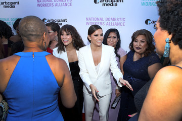 Eva Longoria Honoring The Heroines In Our Homes: National Domestic Workers Alliance's Awards Night Watch Party