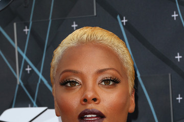 Eva Marcille Celebs Arrive at the 2015 BET Awards