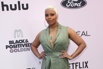 Eva Marcille 13th Annual Essence Black Women In Hollywood Awards Luncheon
