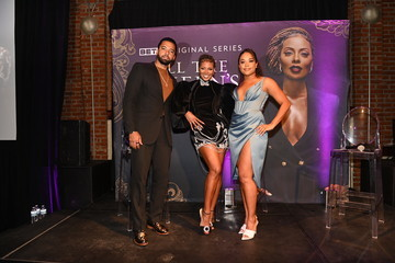 """Eva Marcille Premiere Screening For The New BET+ And Tyler Perry Studios' Scripted Series """"All The Queen's Men"""""""