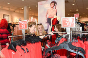 A general view at the Eva Mendes Holiday Collection launch at New York & Company on December 3, 2017 in Snellville, Georgia.