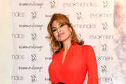 Eva Mendes launches the Holiday Collection at New York & Company on December 3, 2017 in Snellville, Georgia.