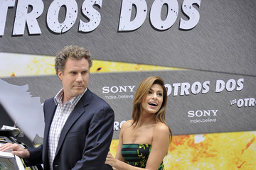 Will Ferrell Eva Mendes Eva Mendes and Will Ferrell Attend 'The Other Guys' Photocall in Madrid