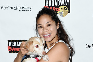Eva Noblezada 19th Annual Broadway Barks!
