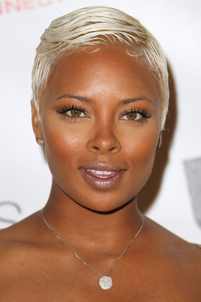 eva pigford actress eva pigford attends the uk style by french ...