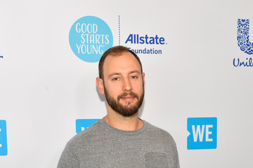 Evan Goldberg WE Day California To Celebrate Young People Changing The World