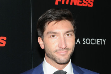 Evan Lysacek 'Sabotage' Screening in NYC