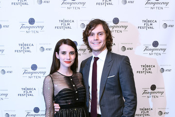 Evan Peters Emma Roberts 2017 Tribeca Film Festival After Party For Dabka Sponsored By Bulleit At The Edition Hotel