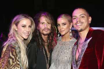 Evan Ross Steven Tyler's 2nd Annual Grammy Awards Viewing Party To Benefit Janie's Fund Presented By Live Nation - Inside