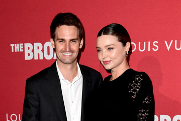 "Evan Spiegel The Broad And Louis Vuitton Celebrate Jasper Johns: ""Something Resembling Truth"" - Arrivals"