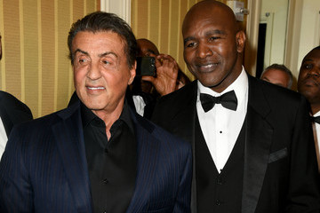 Evander Holyfield American Icon Awards - Red Carpet