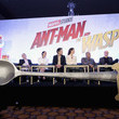 Evangeline Lilly Marvel Studios' 'Ant-Man And The Wasp' Global Junket Press Conference