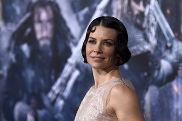 Evangeline Lilly 'The Hobbit: The Battle of the Five Armies' Premieres in Hollywood