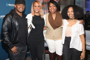 Eve SiriusXM's 'Town Hall' with the Cast of 'Barbershop: The Next Cut': Town Hall to Air on Eminem's Exclusive SiriusXM Channel Shade 45