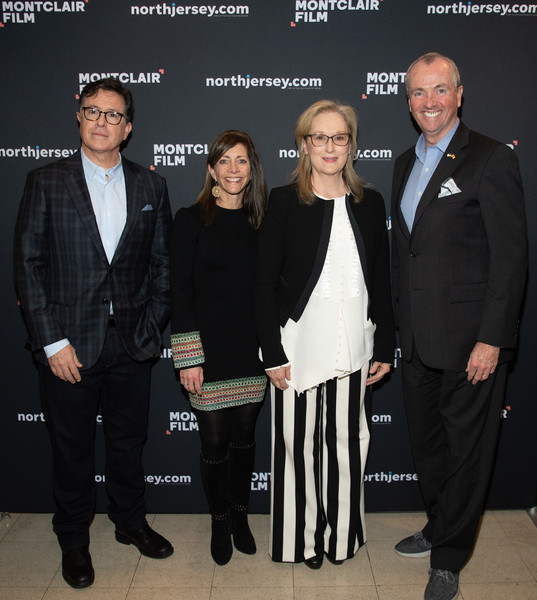 An Evening With Stephen Colbert And Meryl Streep