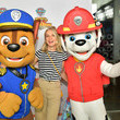 Ever Carradine 'PAW Patrol Mighty Pups Super Paws' Advance Screening At Nickelodeon In Burbank