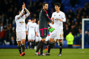 Leon Britton and Ki Sung-Yeung Photos Photo