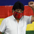 Evo Morales European Best Pictures Of The Day - October 19