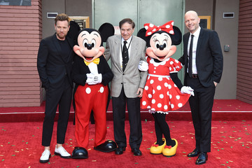 Ewan McGregor Premiere Of Disney's 'Christopher Robin' - Stage Dedication To The Sherman Brothers