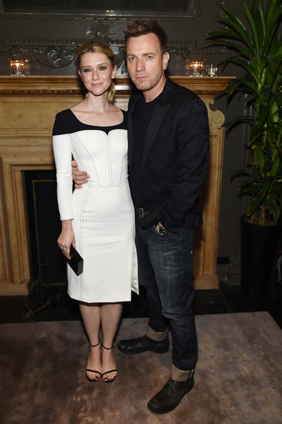Ewan McGregor Valorie Curry Photos - 1 of 10