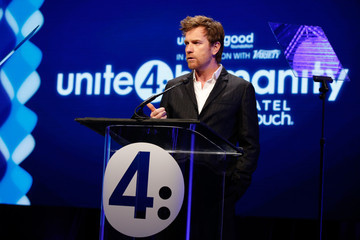 Ewan McGregor 2nd Annual unite4:humanity Presented By ALCATEL ONETOUCH - Show
