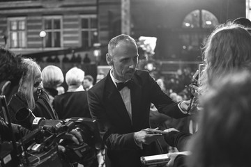 Ewen Bremner EE British Academy Film Awards - Alternative View