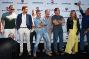 Kelsey Grammer and Glen Powell Photos Photo