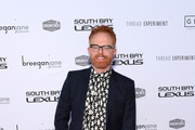"""Jesse Tyler Ferguson attends the """"Extreme Makeover: Home Edition"""" series premiere and screening party on February 16, 2020 in Torrance, California."""