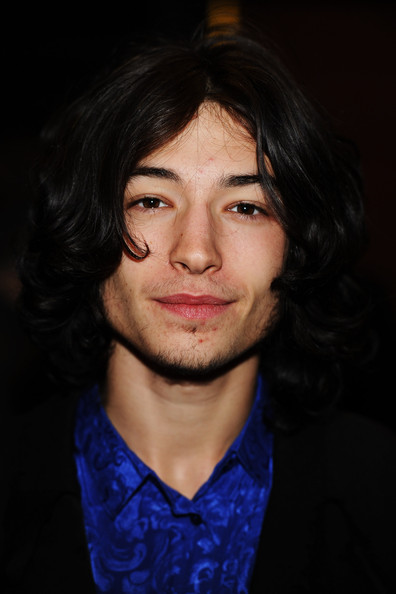 Ezra Miller Actor Ezra Miller attends the  quot We Need To Talk About Kevin    Ezra Miller
